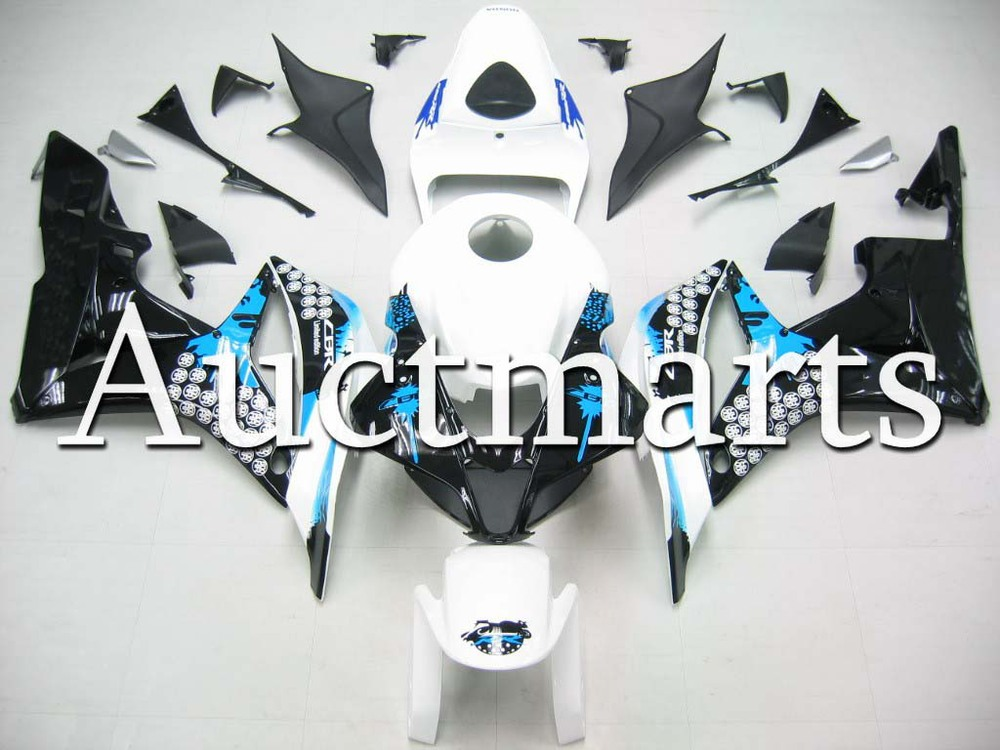 For Honda CBR 600 RR 2007 2008 Injection  ABS Plastic motorcycle Fairing Kit Bodywork CBR 600RR 07 08 CBR600RR CBR600 RR CB30