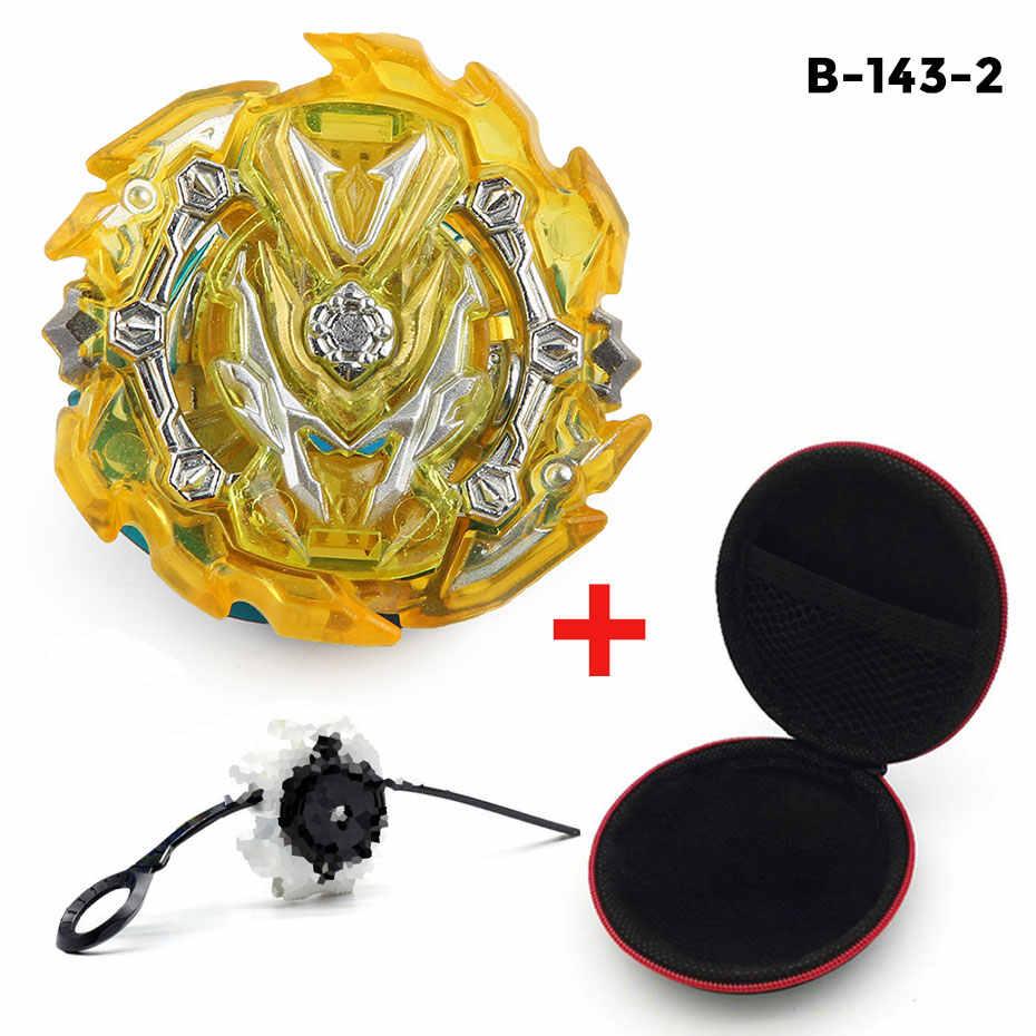 Игрушки Юла Gyros металлические Фьюжн-игрушки волчок лезвия Bayblade с пусковым устройством и футляром Подарочные игрушки для детей # E
