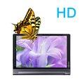 """5 unids premium hd protector de pantalla de cine para lenovo yoga tab 3 pro 10.1 """"brillante Clear películas protectoras delanteras con 5 unids paño"""