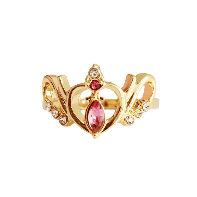 Sailor Moon Ring Crown