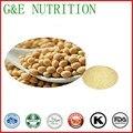HXY-PLF comestível orgânico lecitina de soja extrato de soja em pó, 400g