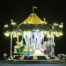Набор со светодиодной подсветкой для конструктора lego 10257
