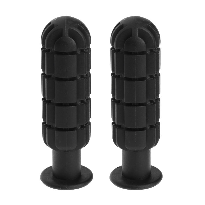 2pcs Table Soccer Part Replacment Kid Football Fussball Foosball PVC Handle Grip Y51D