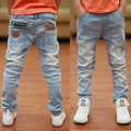 Kids 2017 new Spring and autumn boys baby tide Children jeans