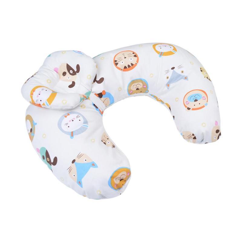 2 шт./компл. новорожденный уход для кормления хлопок поясничная Подушка для беременных Детские подушки для кормления младенцев Спящая кукла для кормления подушка - Цвет: 11