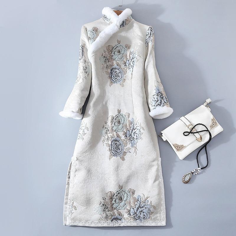 Chinese Style New Winter Women