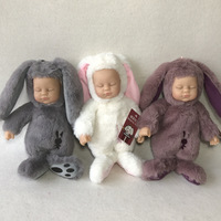 2017 New Style 25cm Bonnie Rabbit Plush Toys Kids Toys Soft Toys For Baby Plush Animals