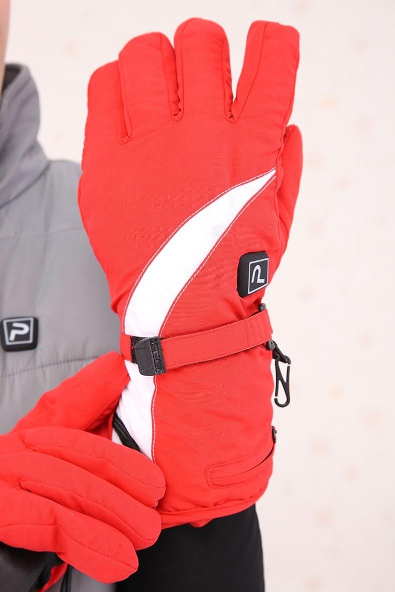 Luvas de esqui