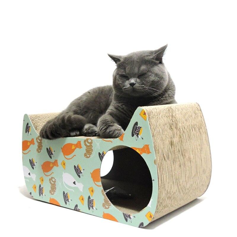 Chat post griffoir arbre maison pet fournitures chat produits pour animaux de compagnie produits chat lit de couchage maison chenil livraison directe
