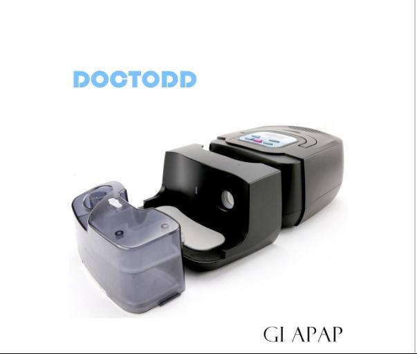Doctodd GI Авто CPAP Медицинская Машина Для Храпа И Апноэ терапии Медицинского ТЧСЖ Мачин Вт/Увлажнитель Носовой Маски, Трубки и мешок