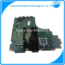 for Asus K46cm Laptop Motherboard With 987 CPU GT635M 2GB DDR3 fully tested 100% good work free shipping