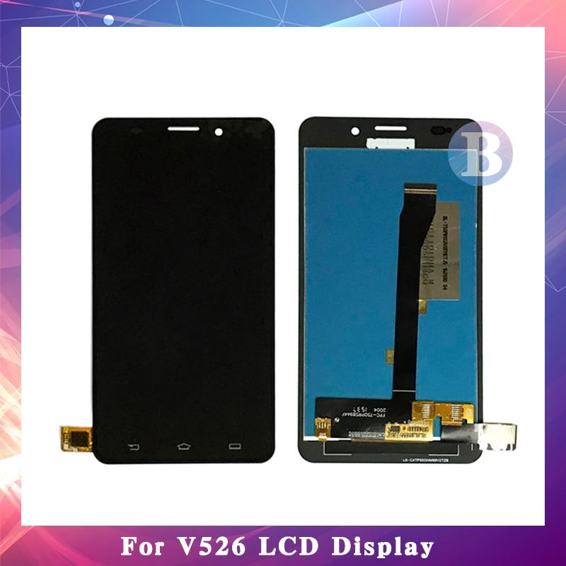 5.0 Pour Philips Xenium V526 LCD Écran D'affichage Avec Écran Tactile Digitizer Assemblée Haute Qualité