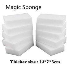100*70*30cm 100 Uds Borrador de esponja mágico blanco limpio, calidad al por mayor esponja de melamina lavado de platos accesorio de cocina proveedor 39