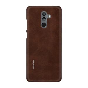 Image 2 - Hot Verkoop Case Luxe Vintage Pu Leather Case Voor Elefoon U Pro Telefoon Case Voor Leagoo M9 Zakelijke Stijl Cover