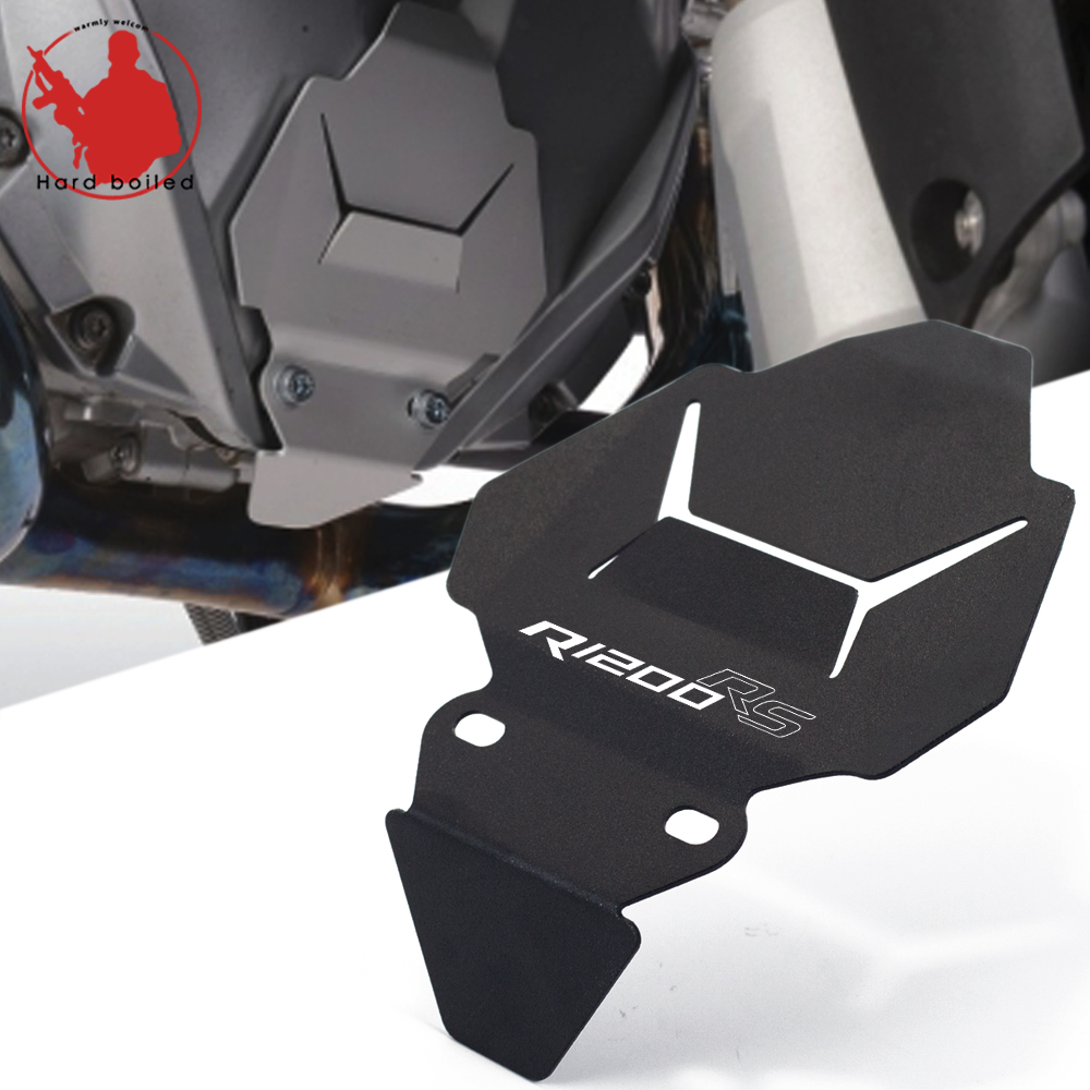 Motorcycle Front Engine Housing Protection <font><b>Accessory</b></font> For <font><b>BMW</b></font> <font><b>R1200GS</b></font> <font><b>LC</b></font> R1200RS R1200RT R1200R R 1200GS <font><b>ADV</b></font> 2014-2017 R1200 GS image