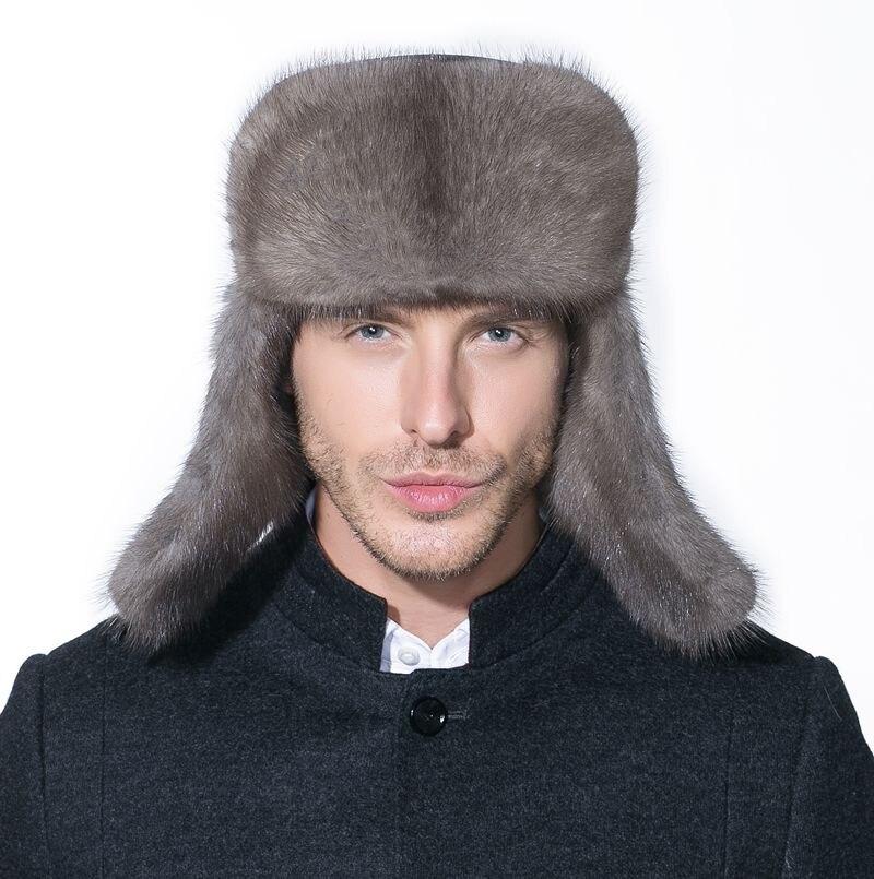 LTGFURThe new winter mink fur earmuffs otter fur font b hat b font 2015 font b