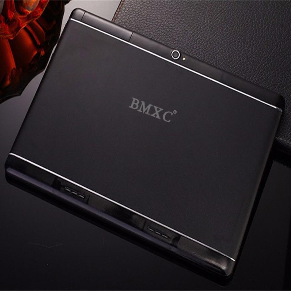 Original BMXC 10.1 inch Android 7.0 Octa Core Tablet 3G 4G LTE Dual SIM Phone Call 64GB ROM 4GB RAM WIFI bluetooth GPS Tablet PC