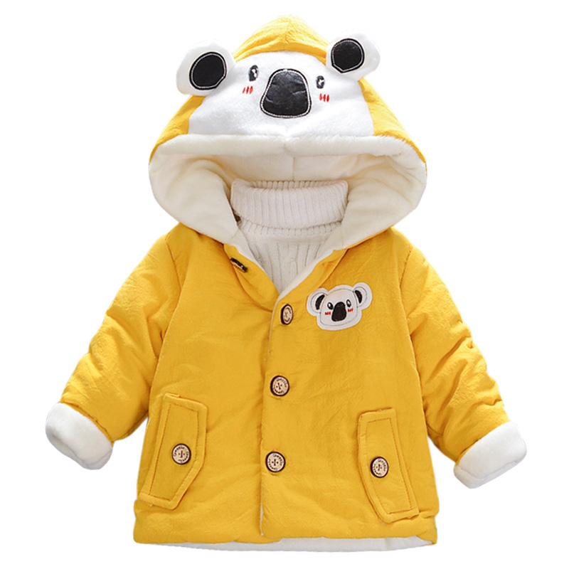 Outerwear & Coats 2019 Spring Autumn Jackets For Baby Girls Jacket Kids Warm Hooded Outerwear Coats For Baby Boys Infant Jacket Newborn Clothes