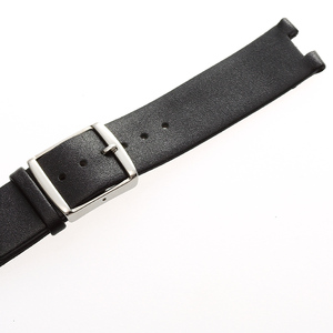 Image 4 - MAIKES New Hot Sales Genuine Calf Leather Watch Band Black Soft Strap Watchband Case For CK Calvin Klein K1S21102 K1S21120