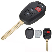 Mayitr 3 Ons Remote Car Key Fob 315mhz Replacement For Toyota Rav4 Prius C