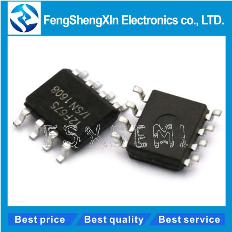 5PCS IC PIC12F675-I//P PIC12F675 DIP8 Microchip MCU CMOS FLASH-Base 8BIT
