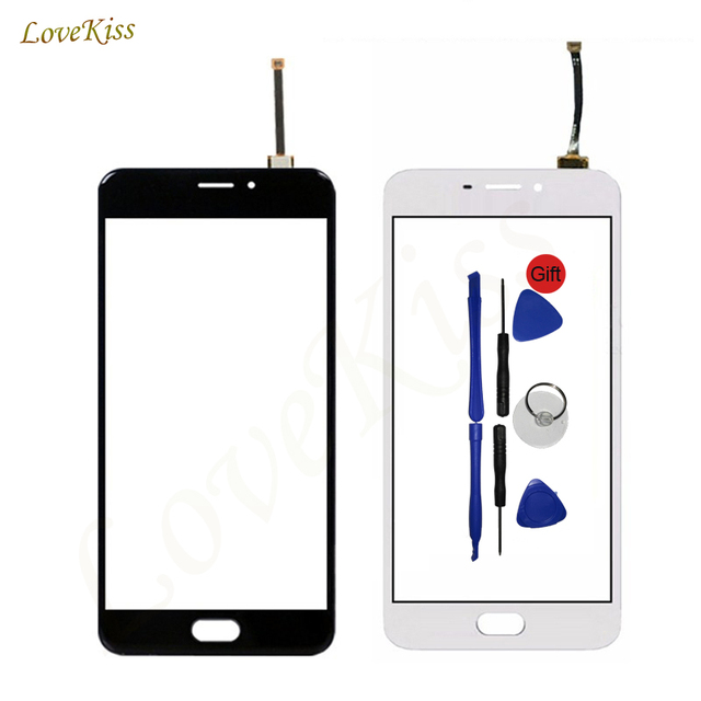"5.5"" Touch Screen Panel For Meizu M5 Note M5note Meilan Note 5 Sensor Digitizer Front Glass Touchscreen Replacement Outer Lens"