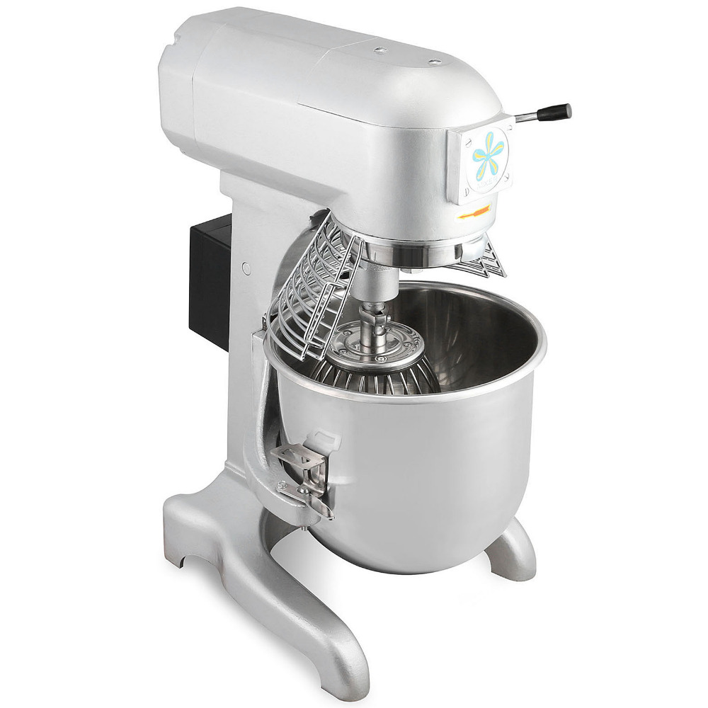 30qt Dough Food Mixer Blender 15hp Brand New 30 Quarts Commercial Wiring Diagram Heavy Duty Steel 3 Speed Stand In Cabinet Pulls From Home Improvement On