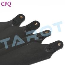 (CFQ) Quadcopter drone kit Складные Опоры Таро 1555 CW/CCW складной пропеллер для Таро 650 680pro кадр Профессиональные Дроны diy