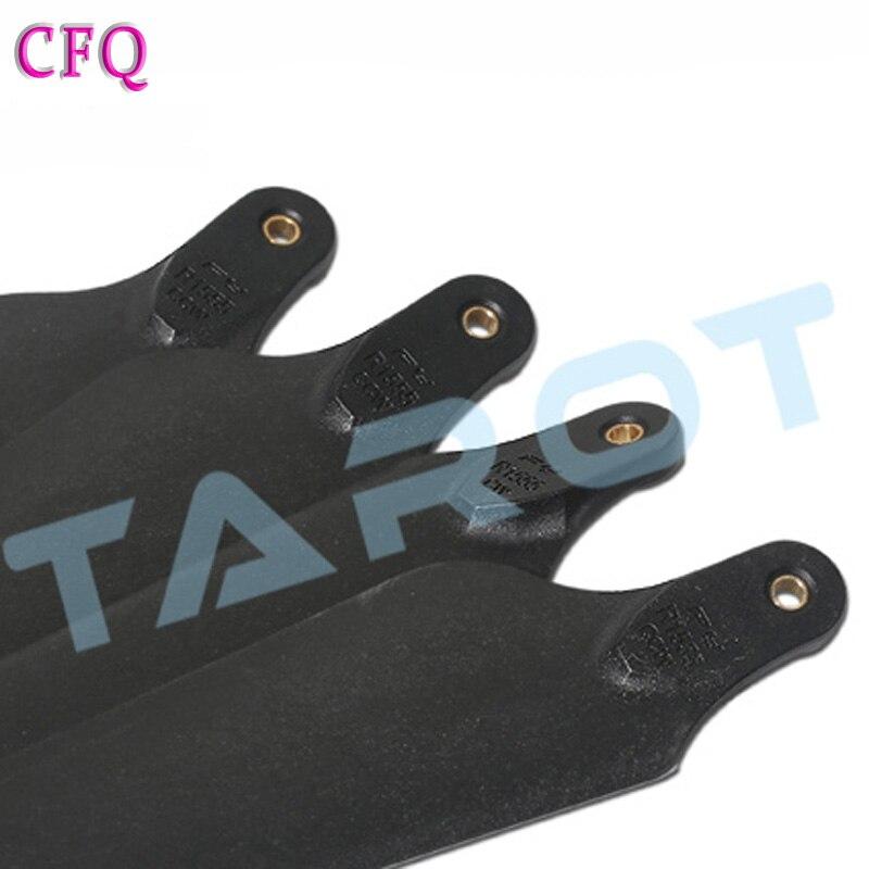 ormino Foldable Props Quadcopter font b parts b font Tarot 1555 CW CCW folding propeller Tarot
