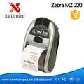 Original New For Zebra MZ 220 Mobile Thermal Label Printer Mini portable Bluetooth Label Printer Stock Clearance Price