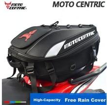 New Motorcycle Tail Bag Multifunction Waterproof Motorcycle Box Rear Seat Bag High Capacity Motorcycle Rider Backpack недорого