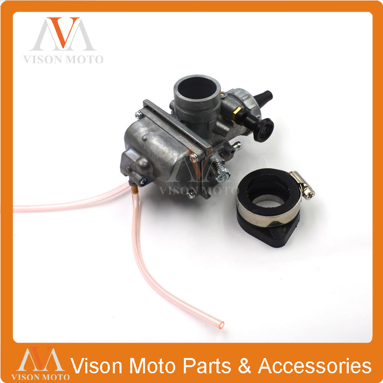 Mikuni High Performance VM24 PZ28 28mm Carburetor Carb For 160cc 200cc 250cc Motocross Motorcycle Dirt Bike