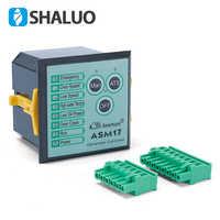 本制御パネルユニット ASM17 発電機コントローラ GTR17 発電機セットのパーツオルタネータモーター自動起動回路ボードモニター