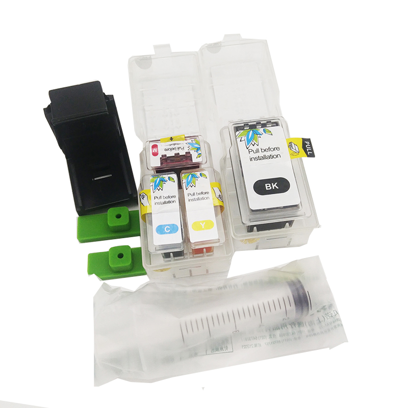 vilaxh PG810 Smart Cartridge Refill kit For Canon PG-810 CL-811 Pixma IP2770 IP2772 MP245 MP258 MP268 MP276 image