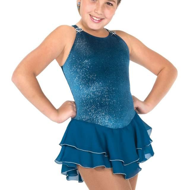 20b149cd5ae12 suit for figure skating kids hot sale kids ice skating dress four color  choose kids figure skating clothing custom free shipping