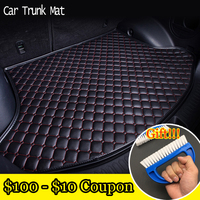 car ACCESSORIES Custom fit car trunk mat for BMW X1 E84/BMW X3 F25/BMW X4/BMW X5 E70/BMW X6 E71 waterproof travel non slip