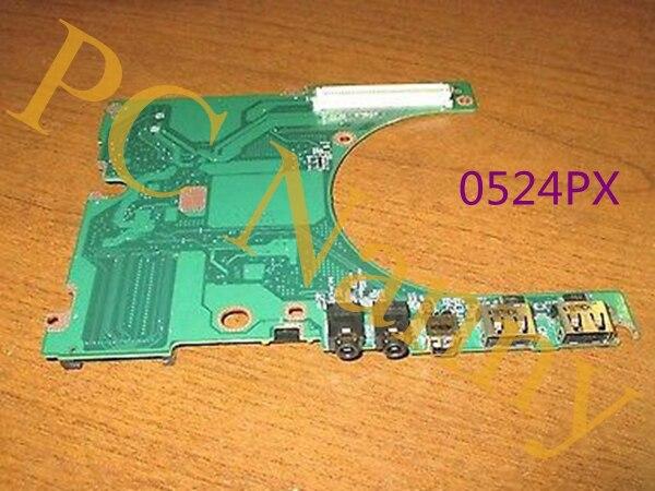 FOR DELL PRECISION M4600 SERIES I/O AUDIO USB PORT CIRCUIT BOARD 524PX 0524PX