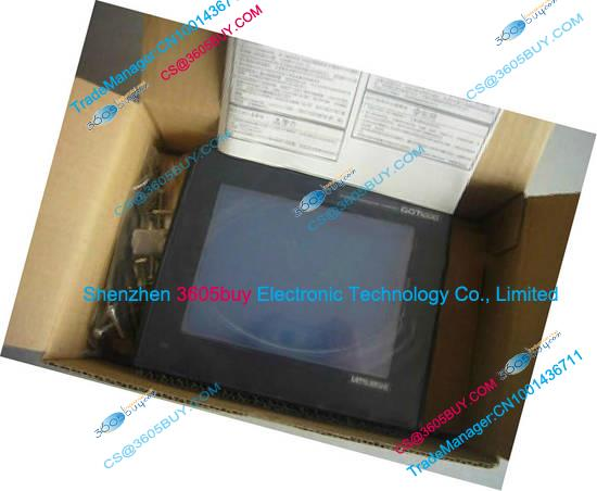 5.7 inch 320*240 HMI Touch screen GT1055-QSBD-C instead of F940GOT-SWD-C New original