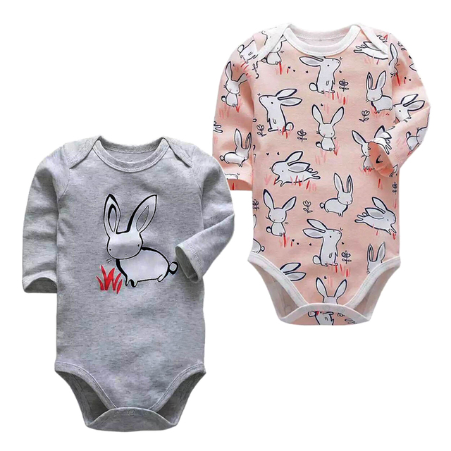 09bfbc245 Newborn Body suit Baby Boys Babies Girls Clothes Roupa Bebe 3 6 9 12 ...