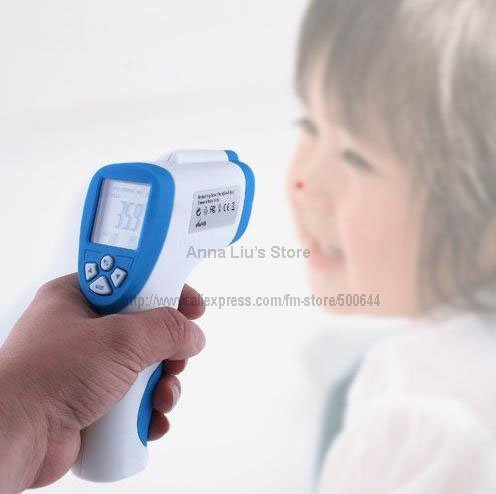 Body Infrared Thermometer/Body No-contact Thermometer & EMS/DHL/UPS Free Shipping