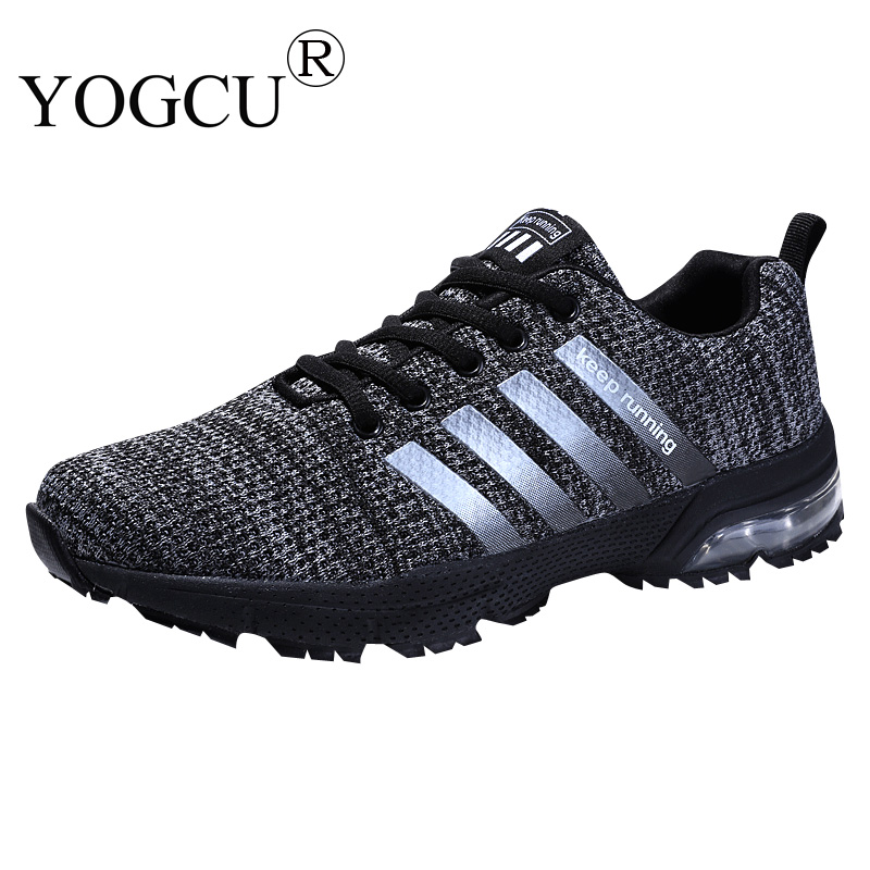 Mens sports shoes breathable Athletic Non-slip flying craft air cushion retro Superstar running shoes