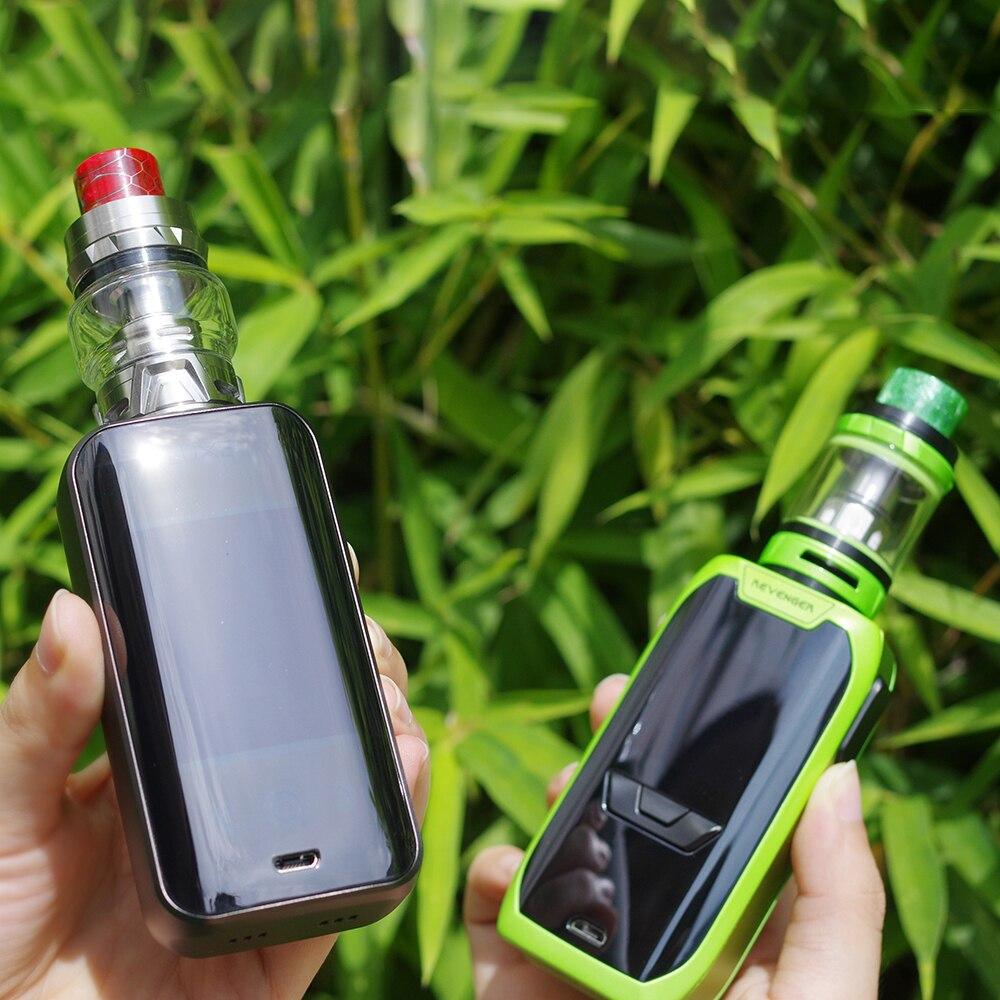 D'origine 220 W Vaporesso LUXE avec SKRR Réservoir Vaporisateur Kit avec 8 ml Atomiseur VS Vaporesso Vengeur cigarette électronique Kit - 5