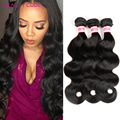 Malaysian Body Wave 3Bundle Deals 8A Malaysian Virgin Hair Body Wave Ali Queen Hair Malaysian Virgin Hair Cheap Human Hair Weave