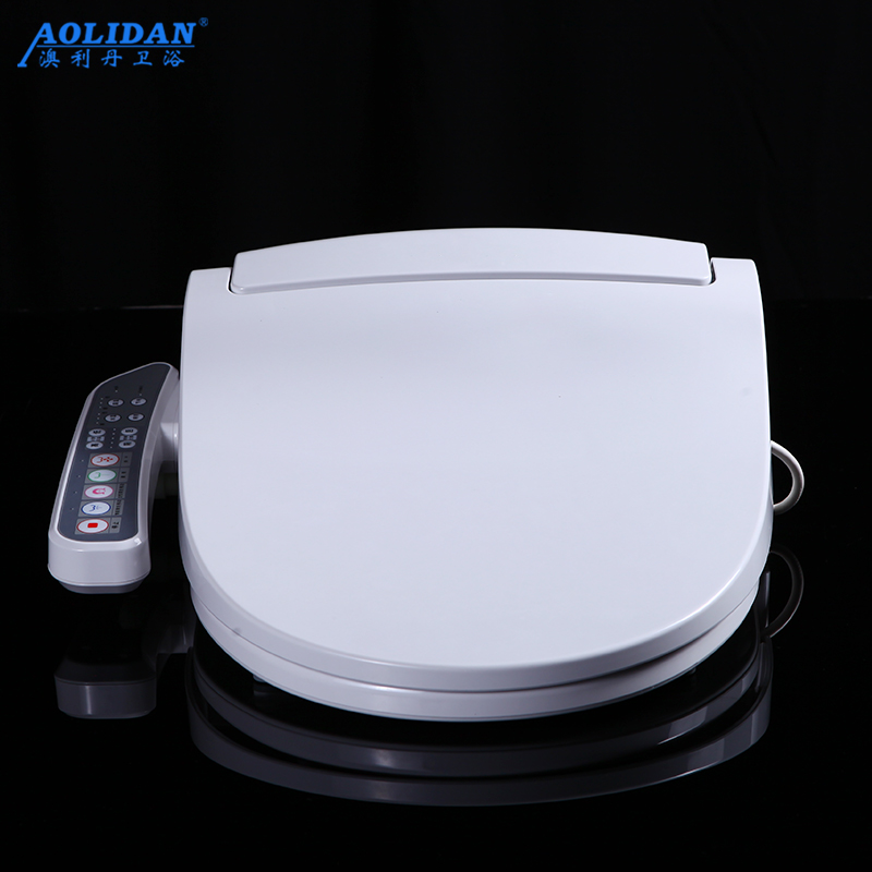 Popular electric bidet seat buy cheap electric bidet seat lots from china electric bidet seat - Automatic bidet toilet seat ...