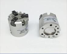 Диаметр 32 мм тип SMC MHS3 серии двойного действия Три пальца пневматический цилиндр воздуха захват