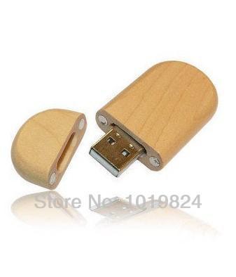 hot sale usb flash drive wooden originality flash memory USB 2.0 Flash Memory Stick Drive u disk Thumb/Car/pendrive M409