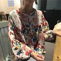 Summer tops for women 2018 beach fashion hippie boho blouse shirt chic bohemian clothing tunics female ladies tops DD1653