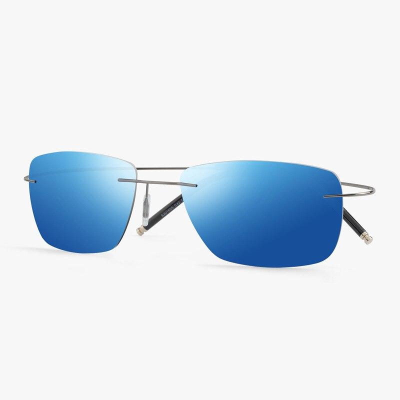 Темные очки Человек hipster личностью диск поляризованные очки солнцезащитные очки 2018 новый прилив восстановление древних способов CLD01-10