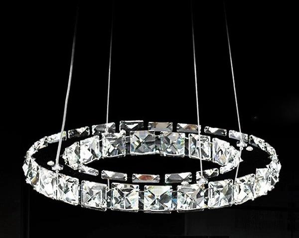 Lighting Deluxe promotion 40cm raimond ring chandelier lighting deluxe led