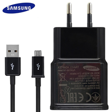 100% Original Samsung Quick Charge 2.0 Fast Charger Output 5V 2A EU Plug for Note i9220 i9228 N7100 Galaxy N719 Mobile phone